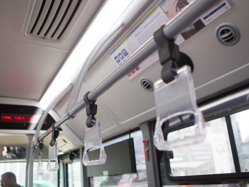 Panevėžyje ketinama branginti autobusuose parduodamus bilietus