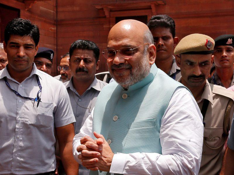 Indija panaikino Kašmyro specialųjį statusą