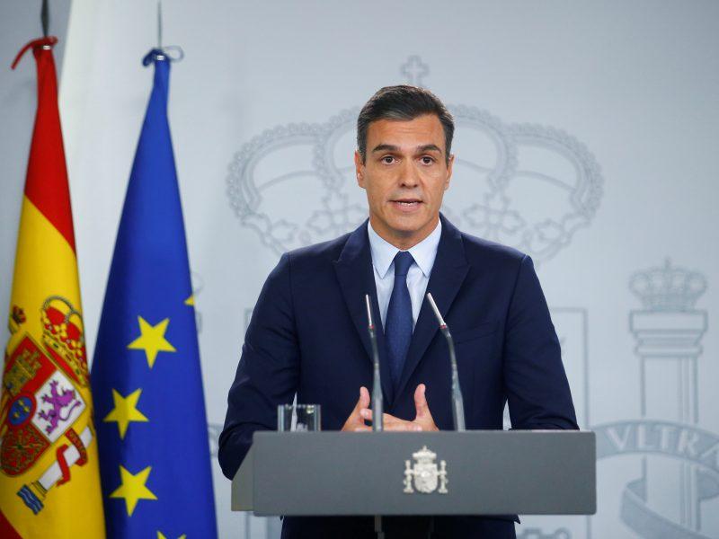 Žlugus deryboms Ispanijoje bus rengiami dar vieni visuotiniai rinkimai