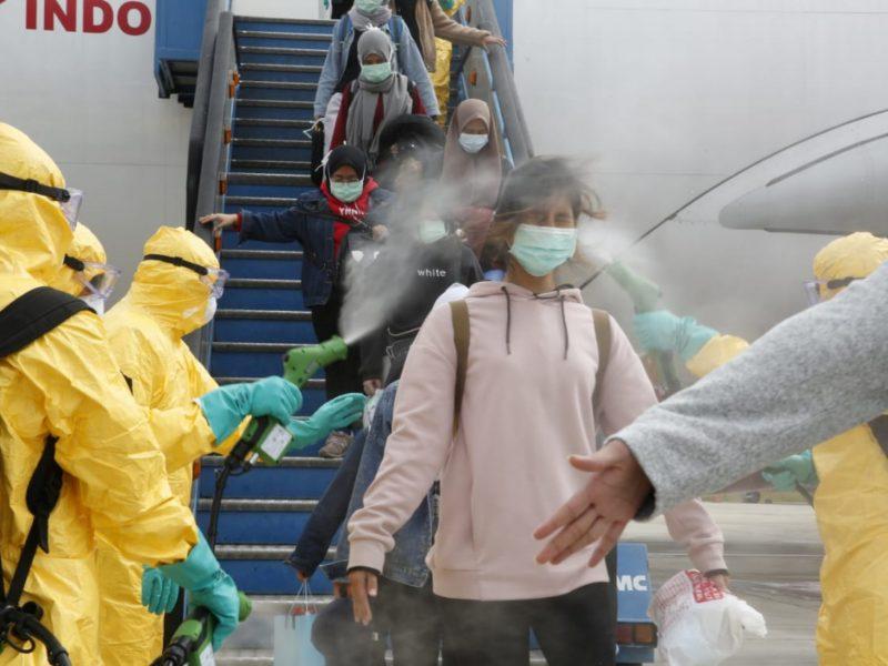Malaizija: koronavirusas nepaverčia žmonių zombiais