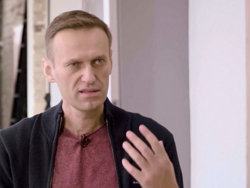 A. Navalnas ragina ES skelbti sankcijas ne Rusijai, o Kremliui artimiems oligarchams