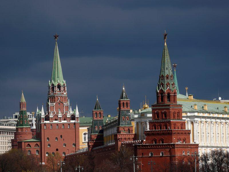Rusijos URM: iš šalies išsiunčiamas vienas estų diplomatas