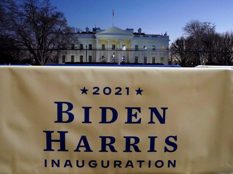 J. Bidenas bus prisaikdintas 46-uoju JAV prezidentu, užbaigdamas D. Trumpo erą