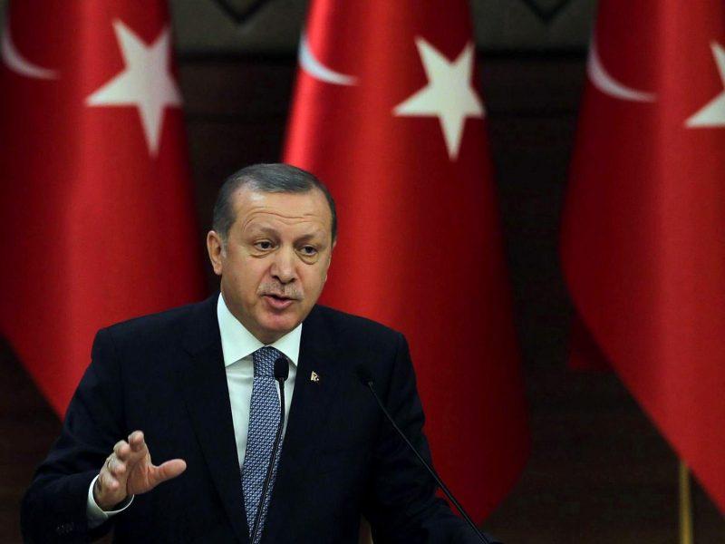Turkijos prezidentas tikisi, kad parlamentas sugrąžins mirties bausmę