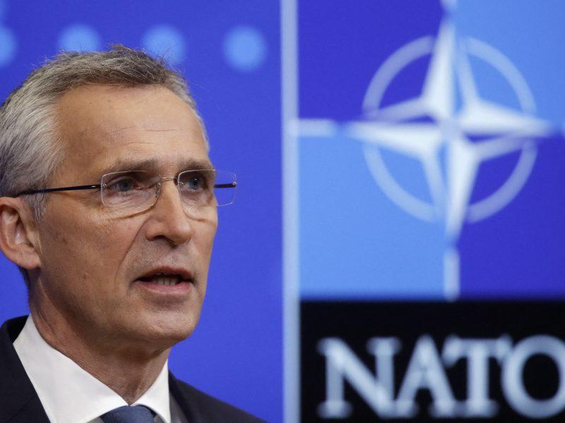NATO ministrai aptars padėtį Baltarusijoje, Afganistane ir Ukrainoje