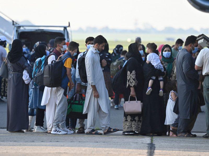 Vokietija: JAV ir sąjungininkės nespės evakuoti visų afganistaniečių iki rugpjūčio galo