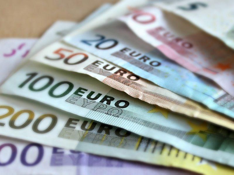 """FNTT: Lietuvoje galėjo būti """"išplauta"""" daugiau nei 9 mln. eurų"""