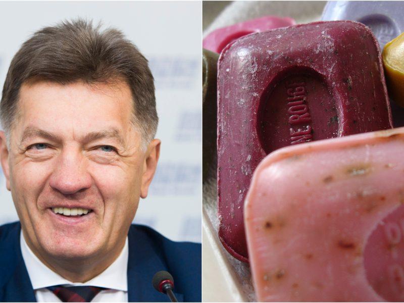 A. Butkevičius: kodėl smulkusis verslininkas negali prekiauti net muilu?