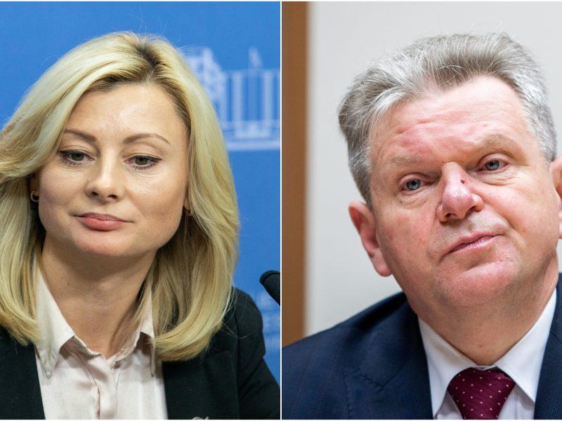 Etikos sargai prokurorų prašo įvertinti, ar nebuvo suklastoti parlamentarų parašai