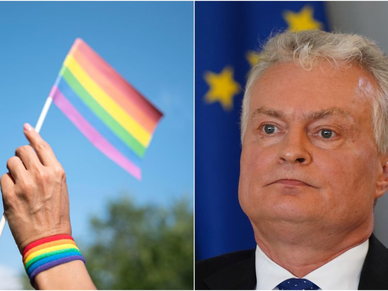 G. Nausėda atsisakė paremti deklaraciją dėl LGBTQ teisių: ne taip sprendžiamos problemos