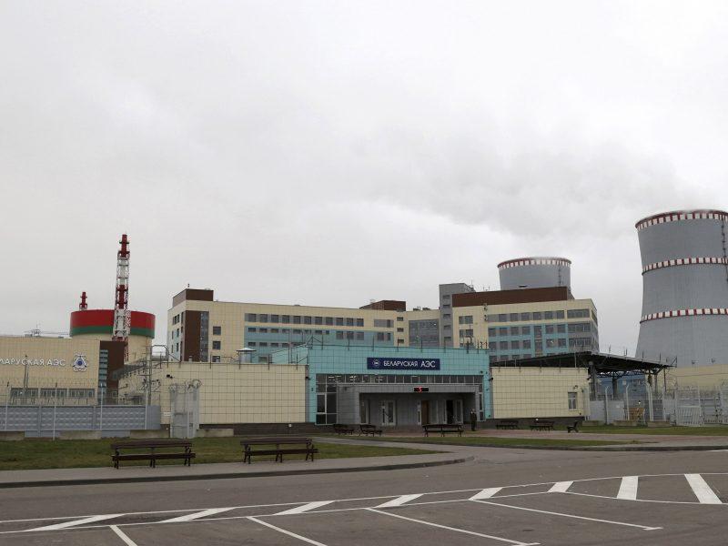 Ministras: Vokietijos bankas atsisakė finansuoti su Astravo AE susijusius projektus