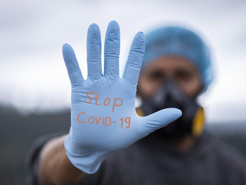 PSO skambina pavojaus varpais dėl atsinaujinusios COVID-19 krizės