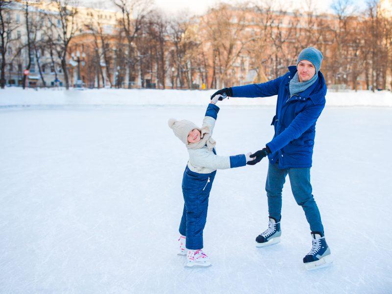 Žiemos sportas: 3 būdai šaltąjį metų laiką praleisti aktyviai ir linksmai