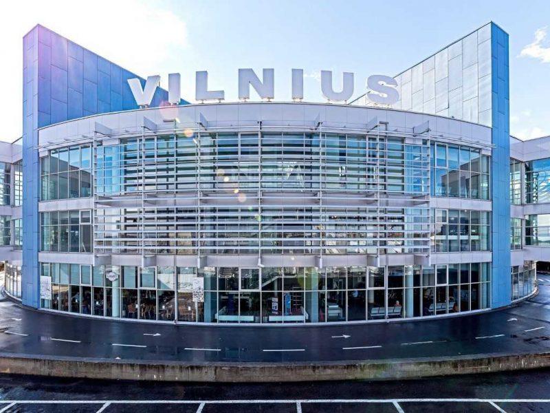 Jubiliejinis keleivis Vilniaus oro uoste – anksčiau nei pernai