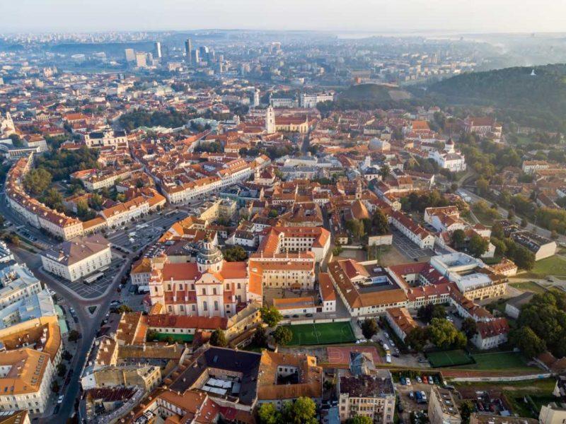 Vilnius nuo penktadienio baigia šildymo sezoną