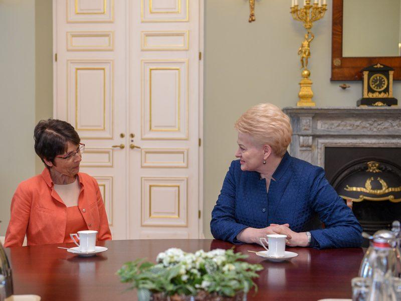 D. Grybauskaitė: būtina ryžtingiau mažinti socialinę atskirtį