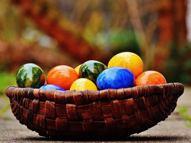Prieš Velykas paskelbė kiaušinių reitingą