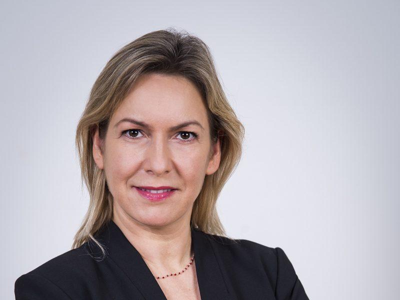 Lietuvos bankų asociacijos prezidente išrinkta E. Čipkutė
