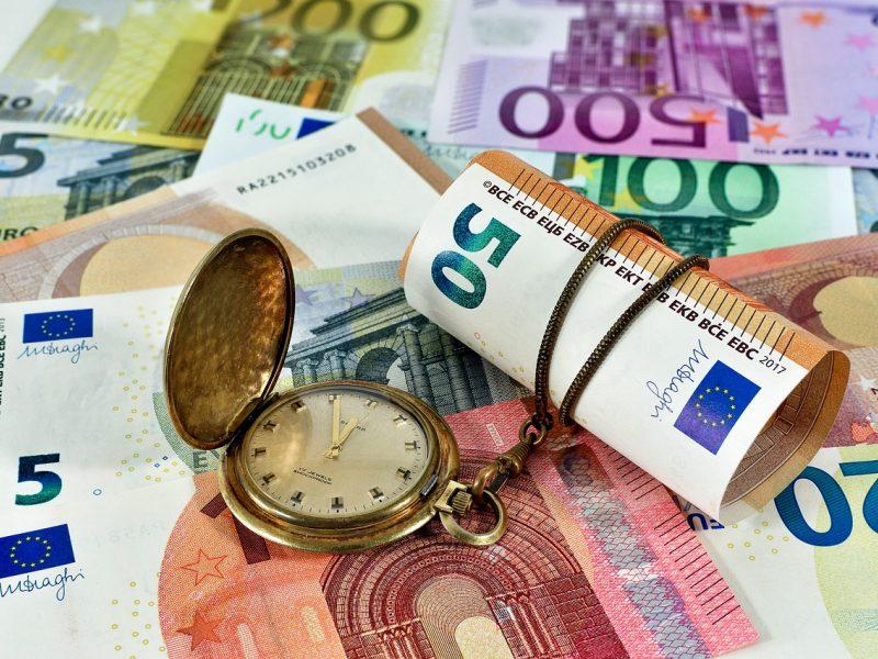 Seimas: mokestines nepriemokas bus galima atidėti