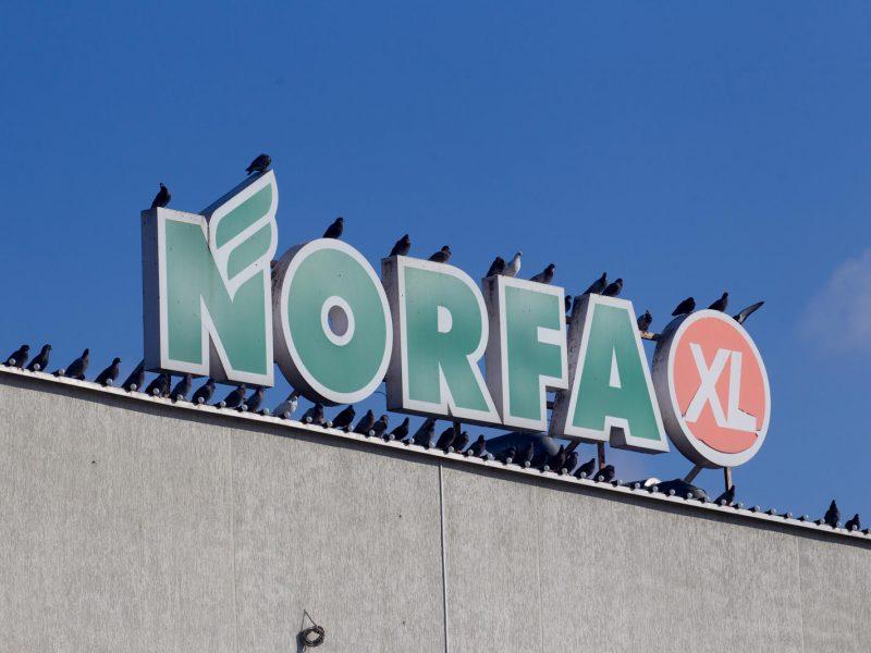 """Konkurencijos taryba """"Norfos mažmenai"""" skyrė 72 tūkst. eurų baudą"""