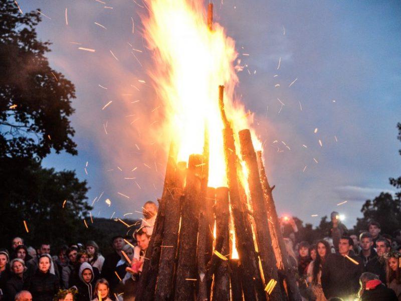 Kauno savivaldybė šiemet Joninių neorganizuoja, švęsti kviečia tik bendruomenės