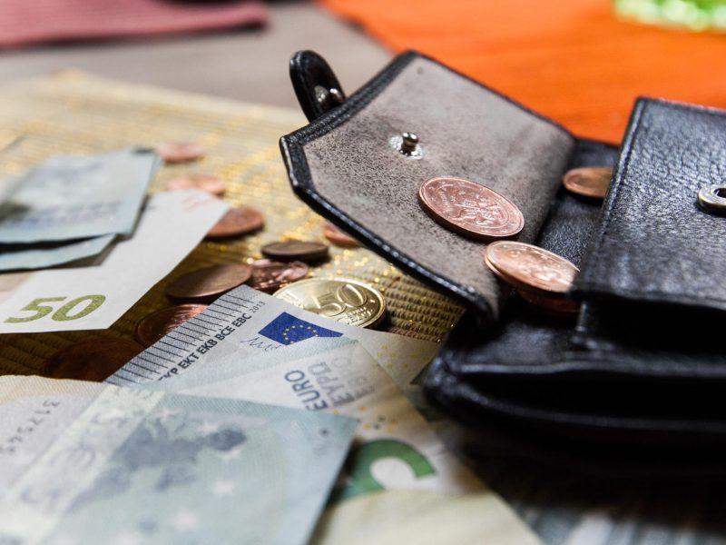 S. Krėpšta: 703 eurų minimali alga kitais metais atrodo gana objektyvus ir logiškas skaičius