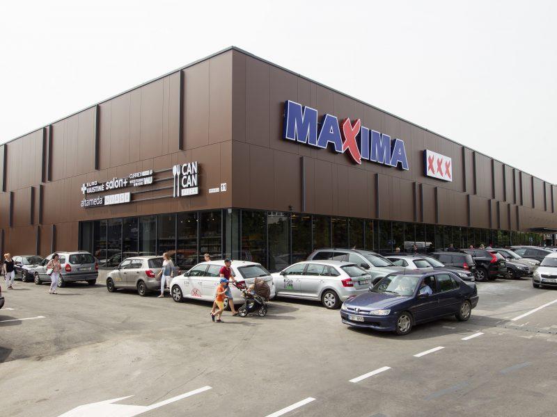 """""""Maxima"""" dėkoja klientams: pradeda metus truksiančią kampaniją"""