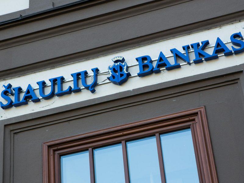Šiaulių bankas skundžia Lietuvos banko skirtą baudą
