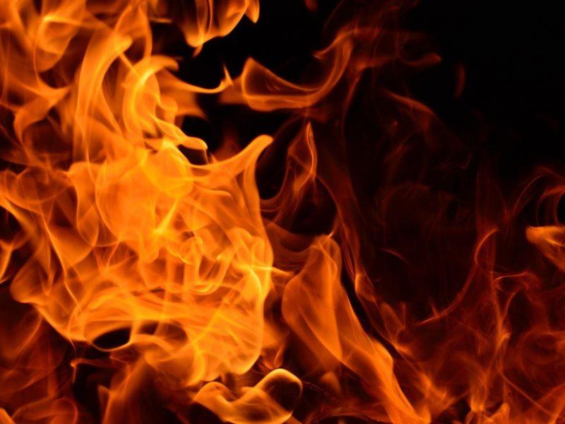 Estijoje per gaisrą globos namuose žuvo trys žmonės