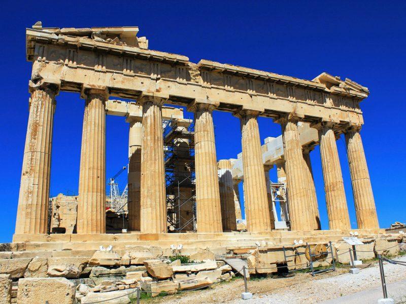 Graikija gerina sąlygas žmonėms su negalia patekti į Akropolį