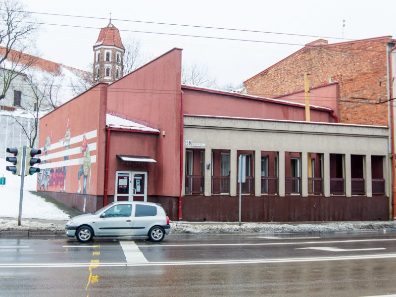 Vilniaus biurokratai apmokestino Kauno tautines mažumas
