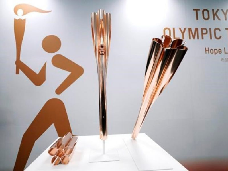 Olimpinę ugnį įžiebs kitąmet kovo 11-ąją