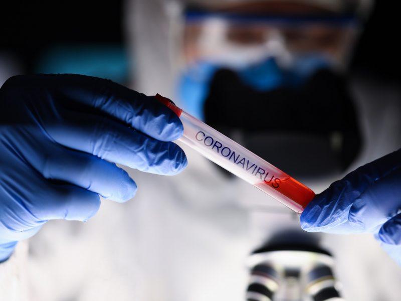 Lietuvoje – 2121 naujas koronaviruso atvejis, mirė 11 žmonių