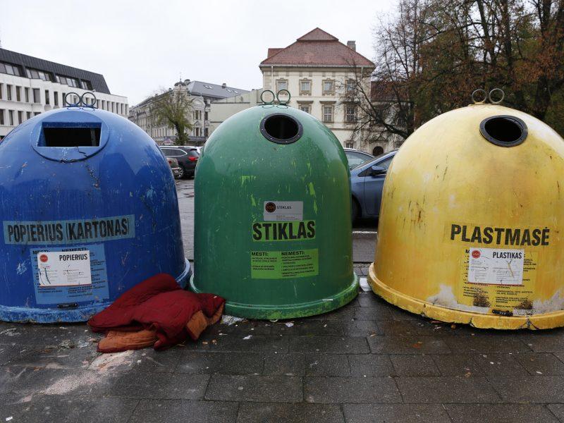 Siūlomas planas, kaip perdirbti daugiau atliekų