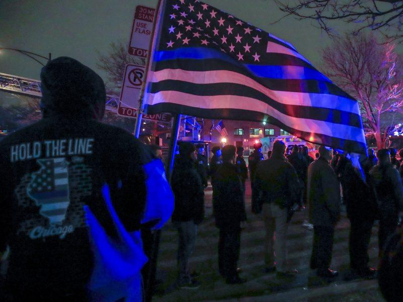 Per šaudynes Čikagos ligoninėje žuvo keturi žmonės