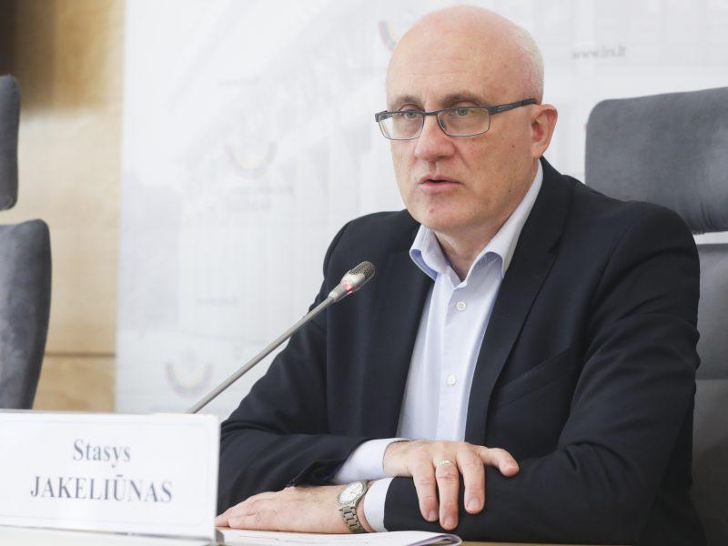 S. Jakeliūnas: sunku įsivaizduoti, kaip prokuratūra atliktų krizės tyrimą