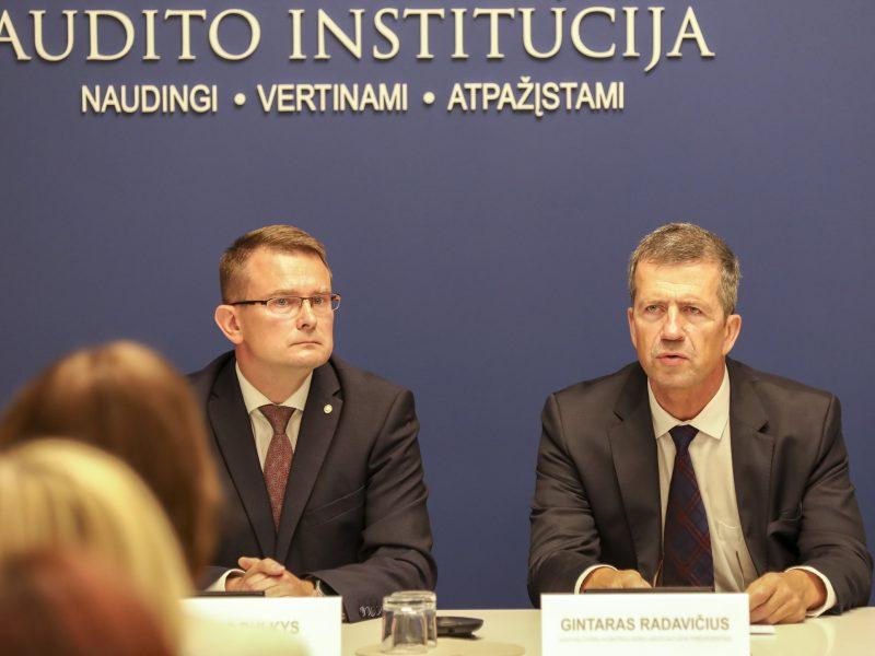 Valstybės kontrolė su savivaldybėmis atliks bendrą NT auditą