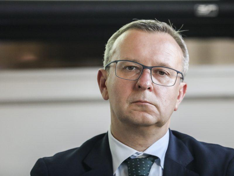 M. Zalatorius: kuo daugiau finansų paslaugų teikėjų, tuo geriau