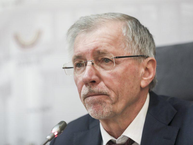 G. Kirkilas dėl požiūrio į Baltarusiją siūlo svarstyti LLRA Koalicinėje taryboje