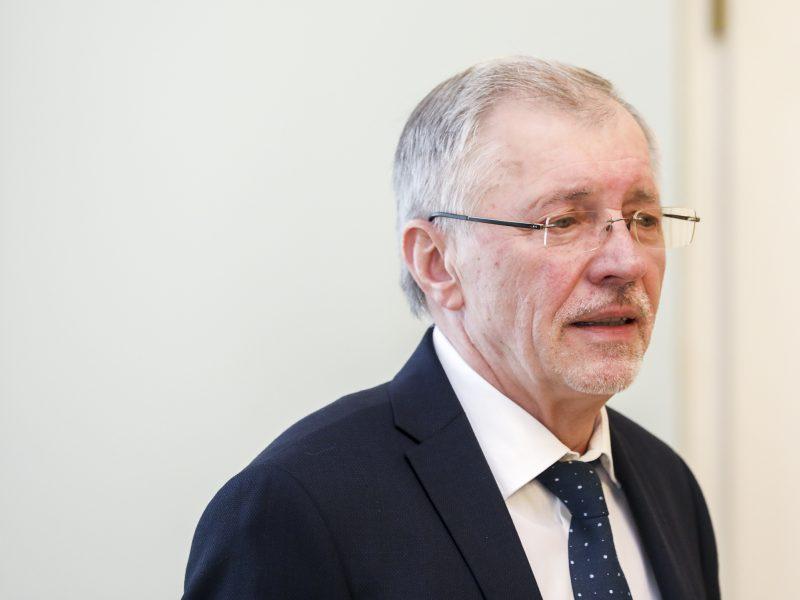 G. Kirkilas: Prezidentūra dėl teisėjų ir valstybės kontrolieriaus nesugebėjo įtikinti