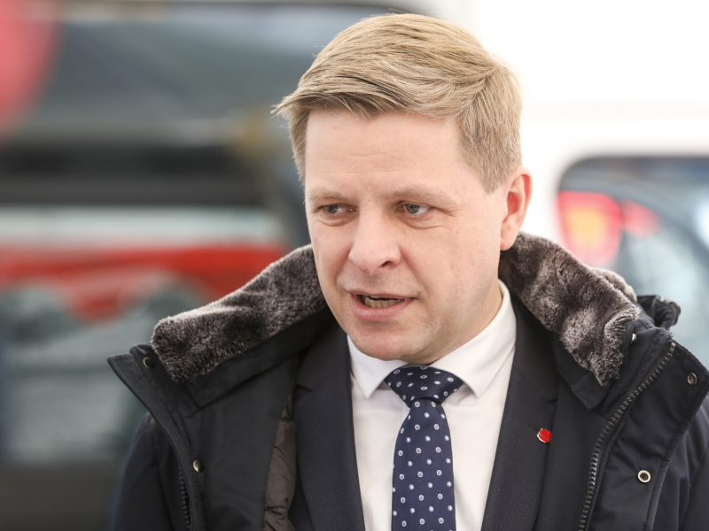 R. Šimašius kviečia per Velykas likti Vilniuje