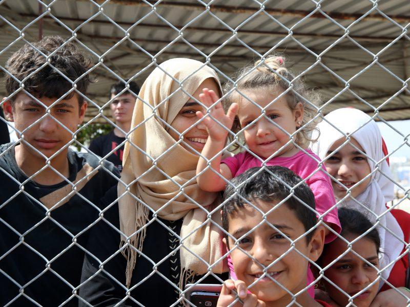 ES ir JT rengia Sirijos donorų konferenciją
