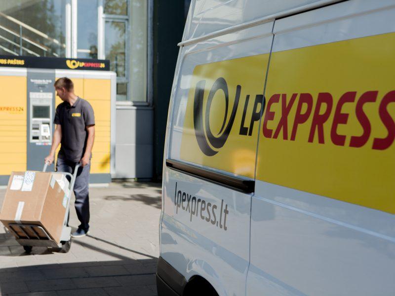 Dėl karantino Lietuvos paštas atidaro devynis naujus terminalus