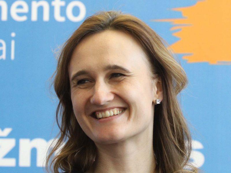 Liberalai balsavo pirmininko rinkimuose: prireiks antrojo turo
