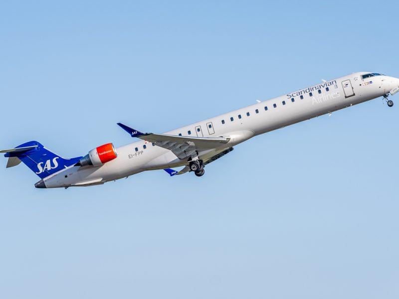 SAS atnaujina skrydžius iš Vilniaus į Stokholmą