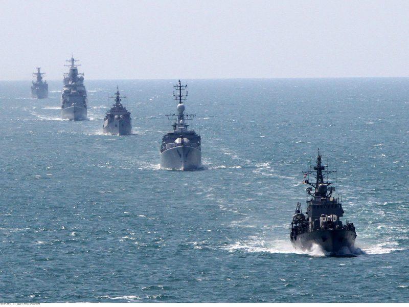 Juodojoje jūroje – Ukrainos ir NATO sąjungininkių pratybos