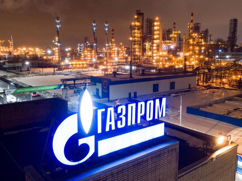 """Švedijos teisme – Lietuvos prašymas anuliuoti sprendimą byloje prieš """"Gazprom"""""""