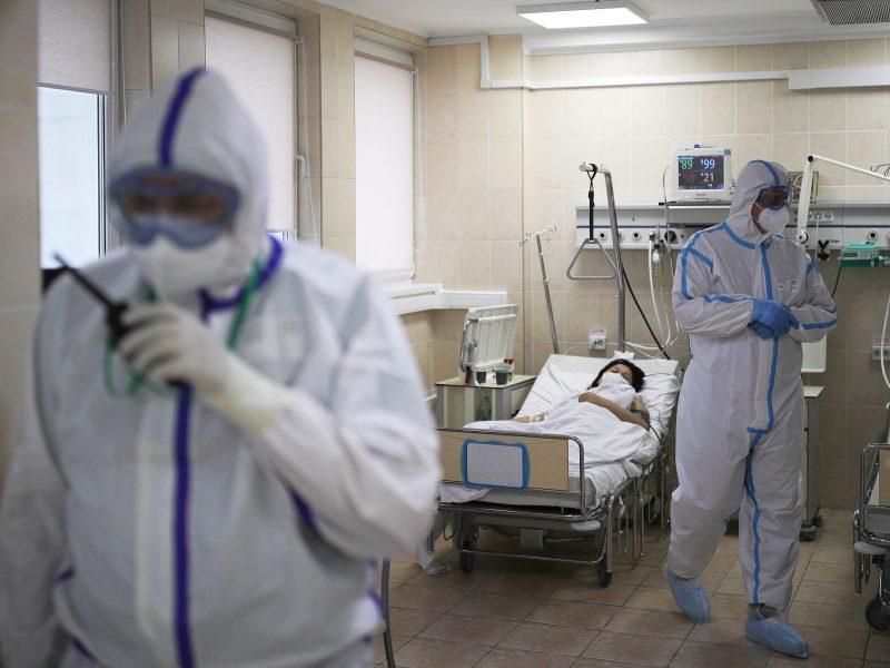 Visoje šalyje vyks padėkos akcija prisidėjusiesiems suvaldant koronavirusą