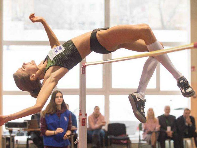 Pasaulio čempionato normatyvą įvykdžiusi A. Palšytė pasikėsino į Lietuvos rekordą