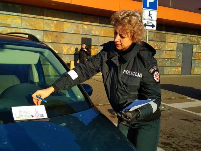 """Tarptautinei žmonių su negalia dienai paminėti – akcija """"Oficialus perspėjimas"""""""